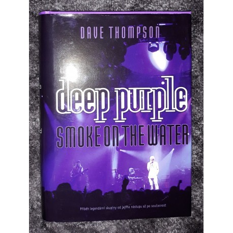 Dave Thomson.Deep Purple / BOHUMIL FENCL