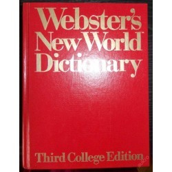 Websters New World Dictionary of American English
