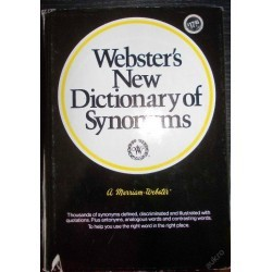 Webster´s New Dictionary of Synonyms