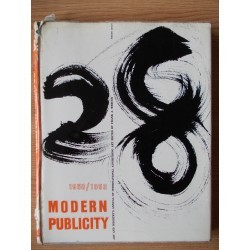 Modern publicity 1958/1959. Art industry´s annual of international advertising art, number 28
