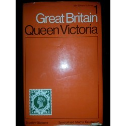 Great Britain. Queen Victoria 1. Specialised Stamp Catalogue